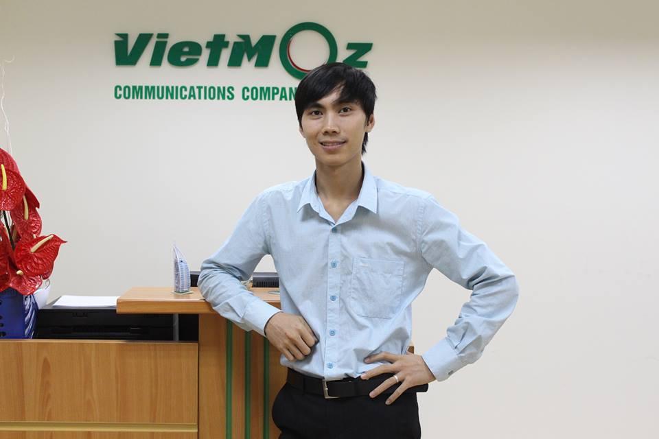 Lê Nam tại công ty SEO VietMoz