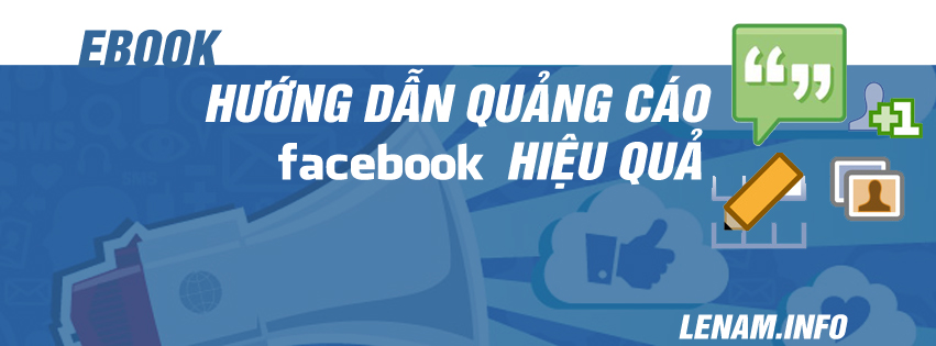 Ebook hướng dẫn quảng cáo Facebook hiệu quả