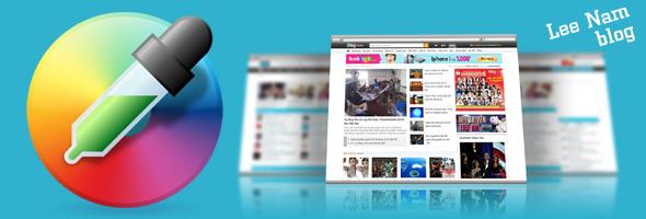 Màu sắc của trang web