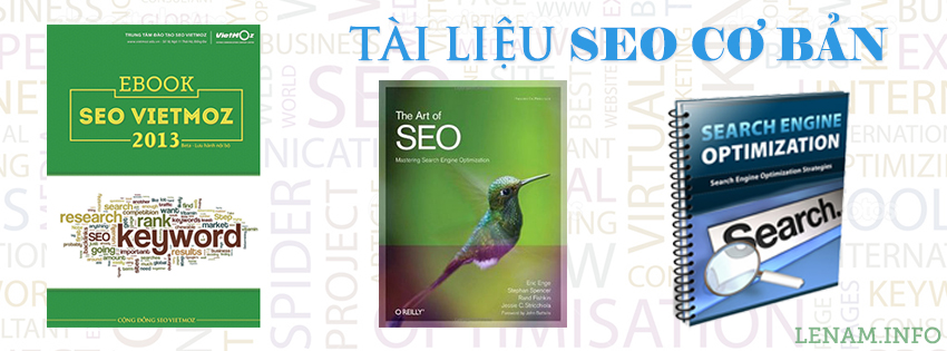 Tuyển tập Ebook SEO