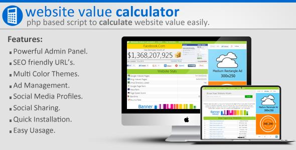 Đánh giá giá trị website