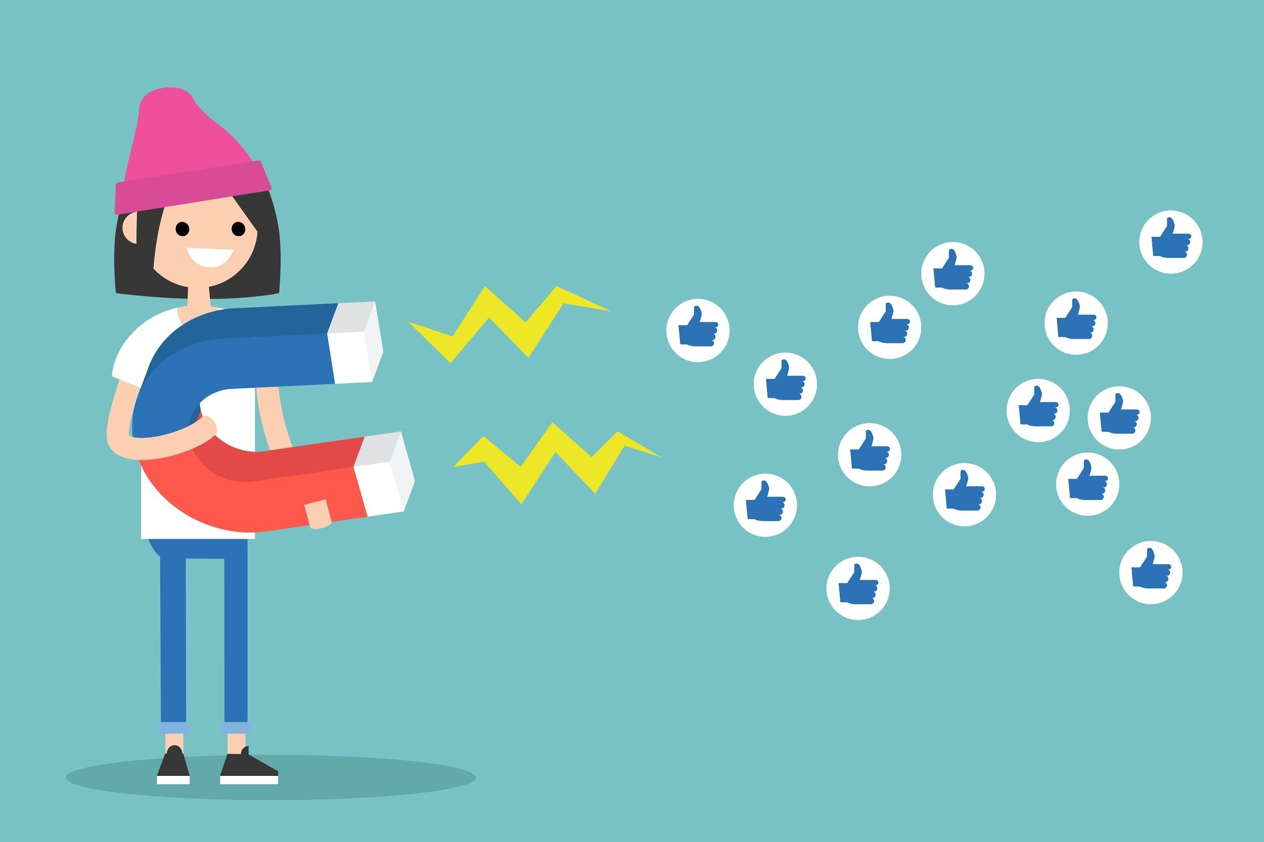 Influencer marketing giúp tăng độ nhận diện và thương hiệu của bạn